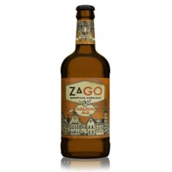 Zago Golden Ale 0.50l